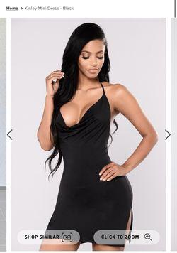 Black Mini Dress Thumbnail