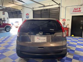 2012 Honda CR-V Thumbnail