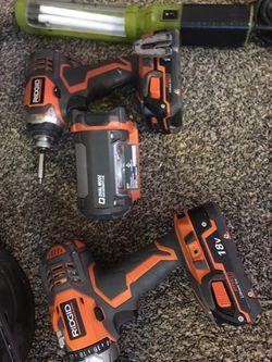 Rigid power tools Thumbnail