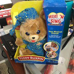 Teddy Ruxpin  Thumbnail