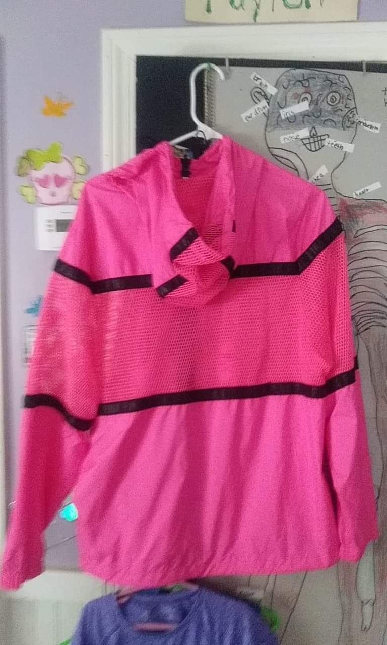 Victoria secret spring jacket/wind breaker