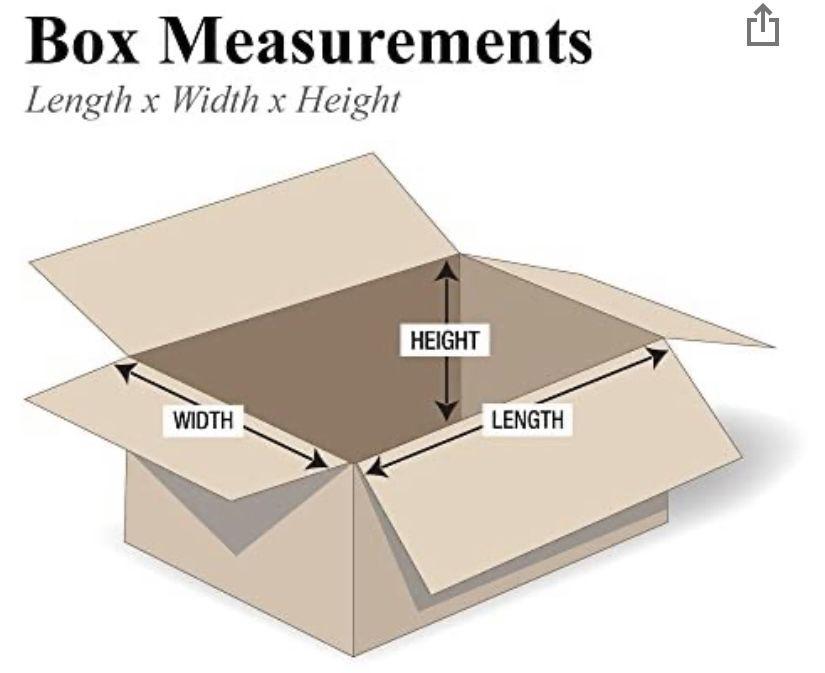 Kraft Boxes 24 X 16 X 12