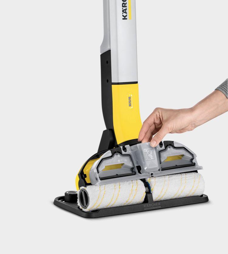 FC 3-Cordless Hard Floor Cleaner