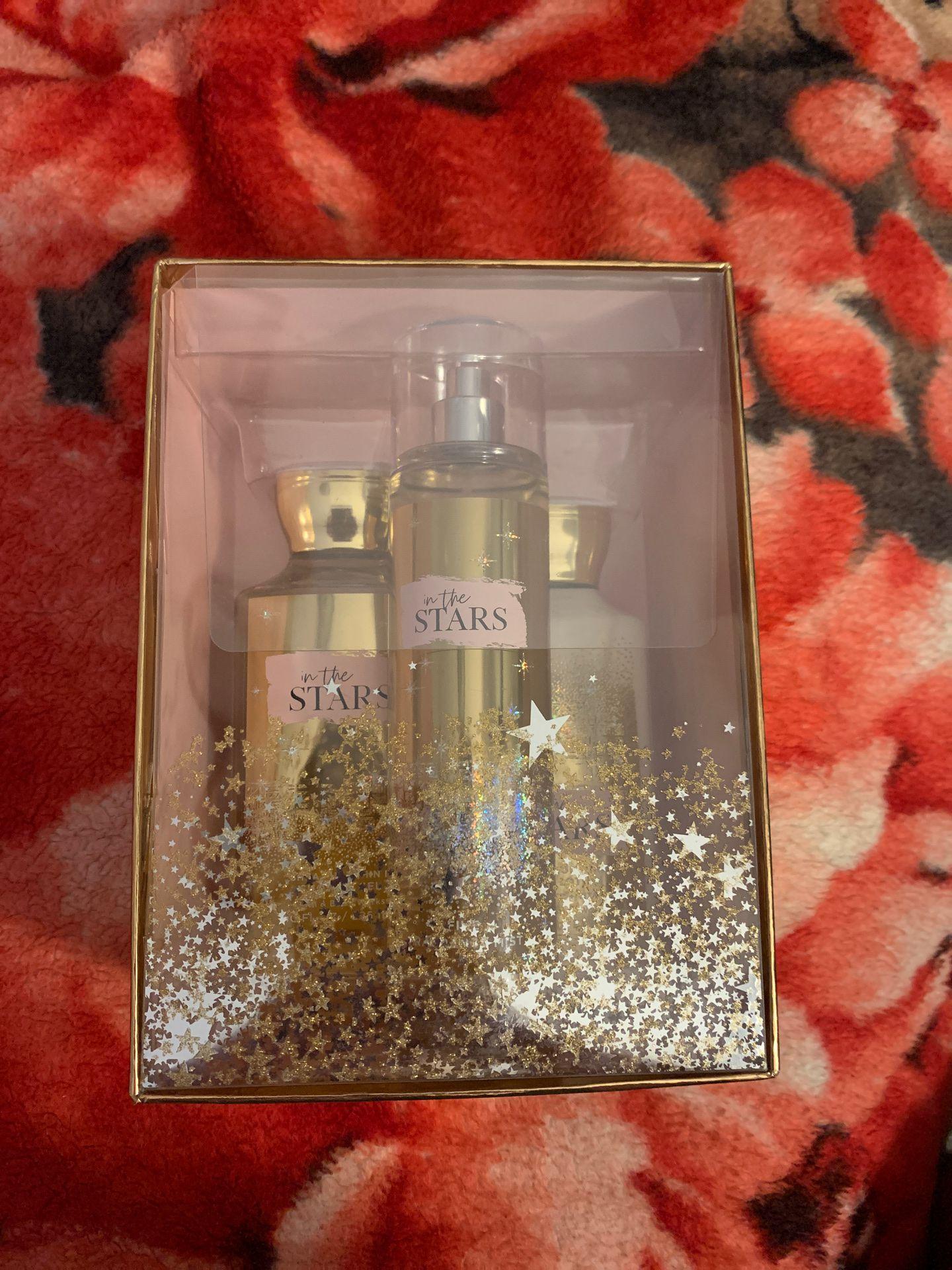 In the stars perfume set