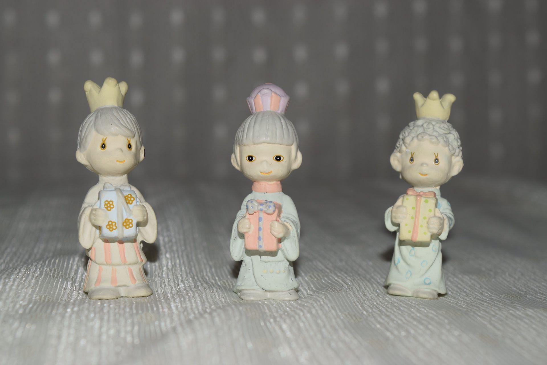 Precious Moments Three Kings