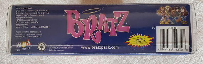 "Bratz Doll (Jade)...""Style It!"" (1st edition) 2003 Thumbnail"