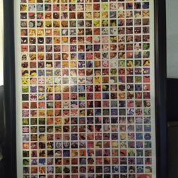 Pokemon Framed Picture Thumbnail