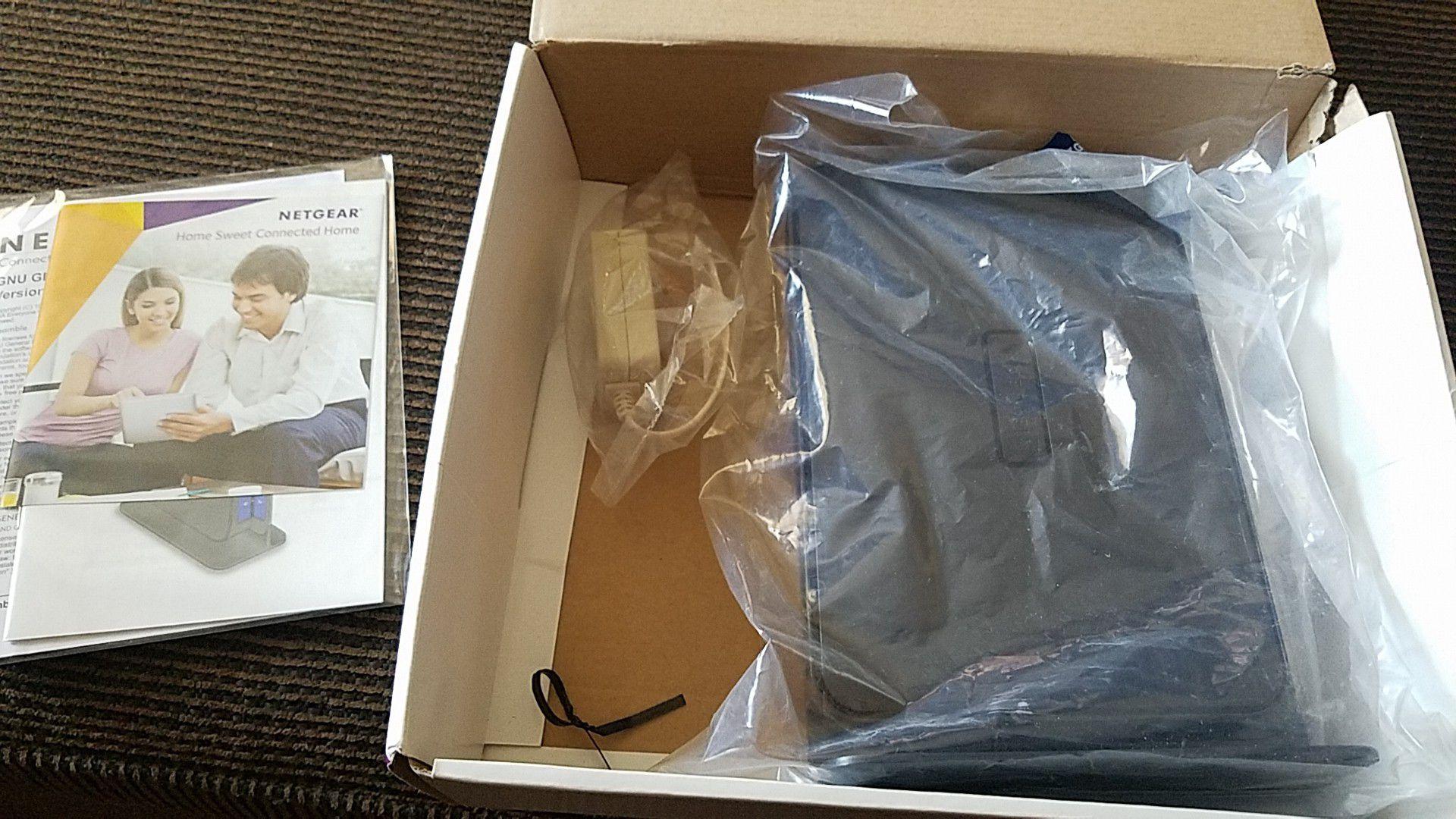Netgear N600 Wireless Dual Band Modem Router