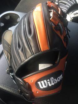 New Wilson A2k baseball glove 11.25 $240 obo Thumbnail