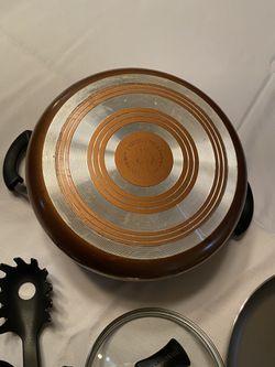 13 Piece Farberware Cookstart DiamondMax NonStick Cookware Set Thumbnail