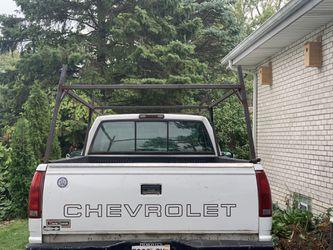 Ladder & Utillity Rack for Pick Up Truck Thumbnail