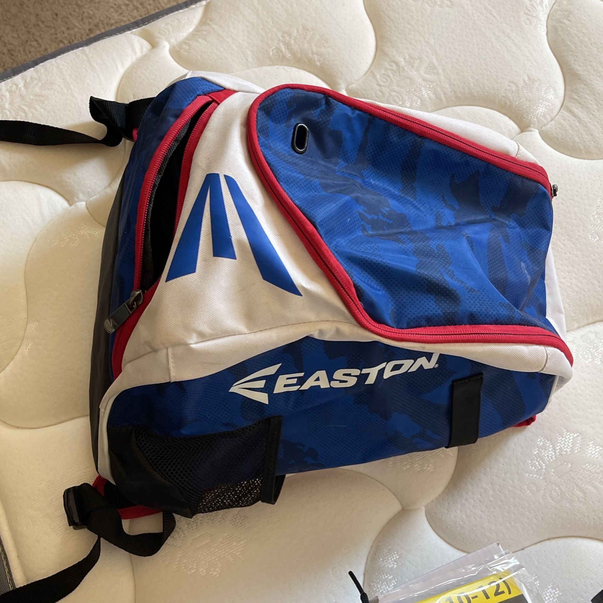 easton baseball backpack youth