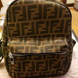 Women's Designer Backpack  Thumbnail