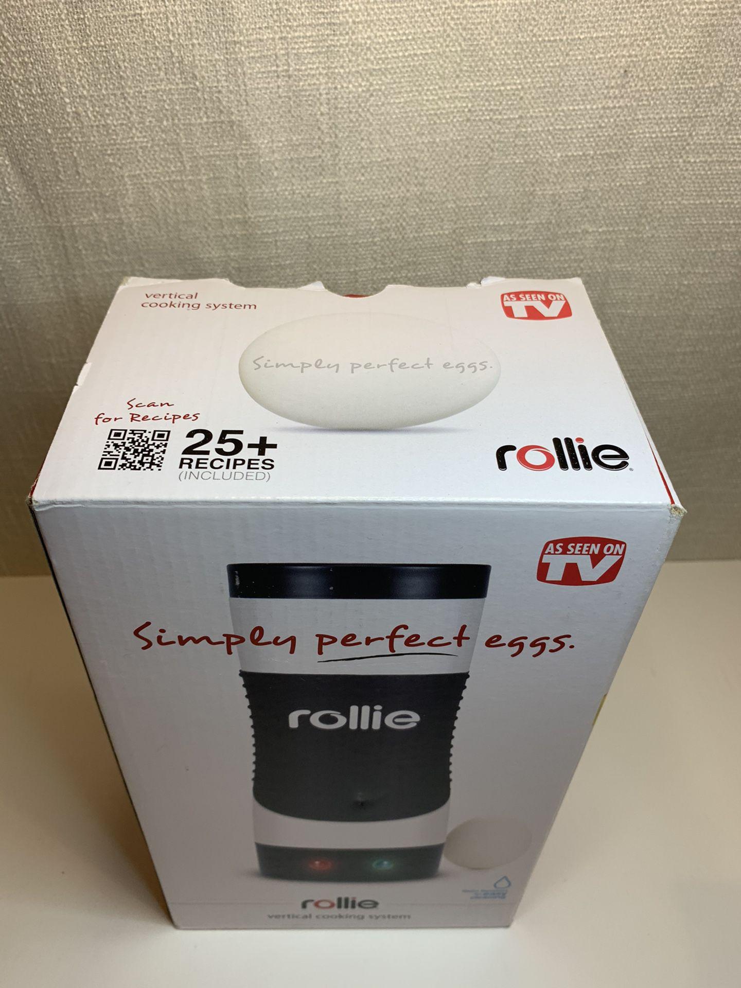 Rollie Egg Cooker