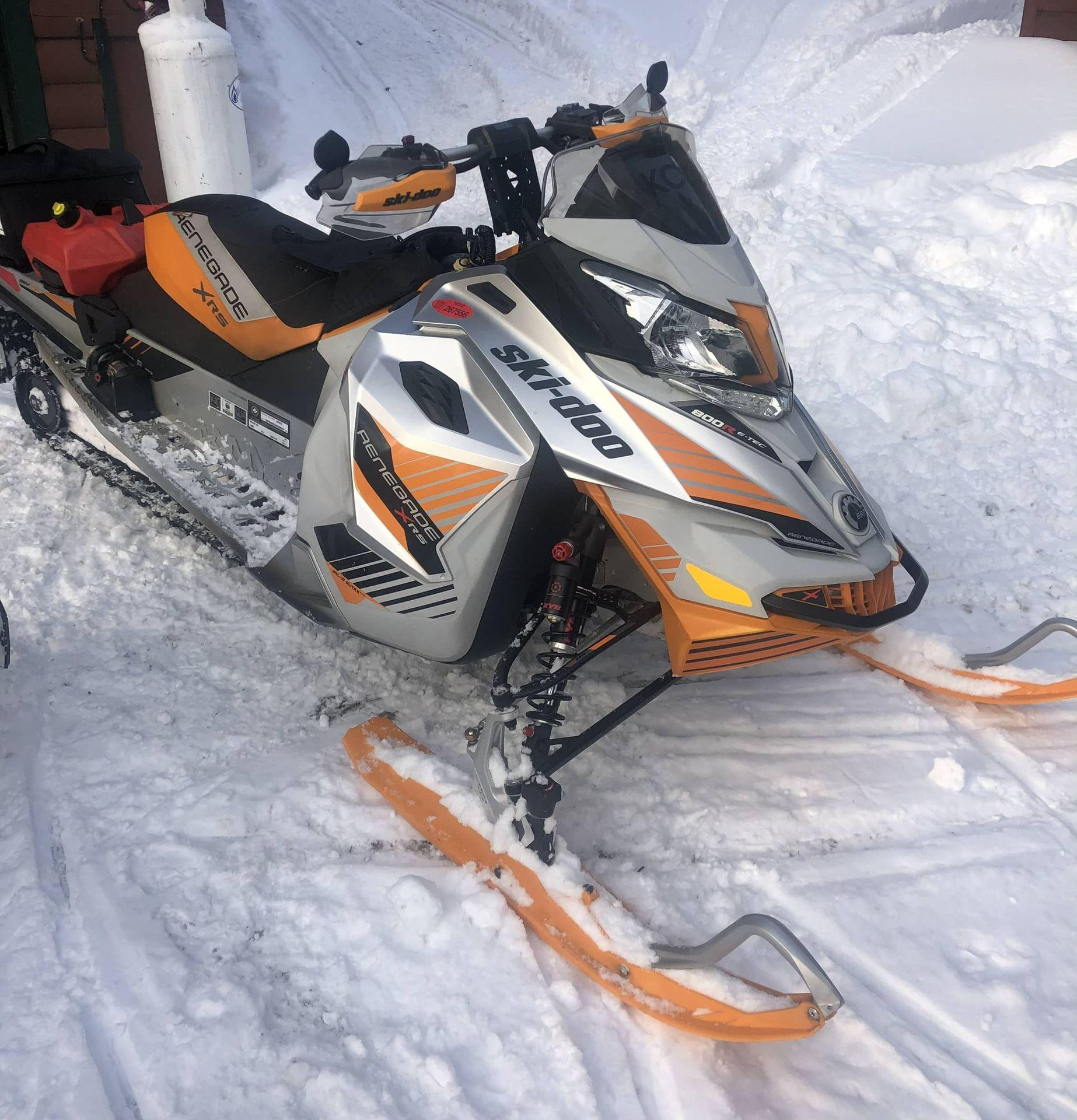 Ski-Doo Renegade XRS Snowmobile