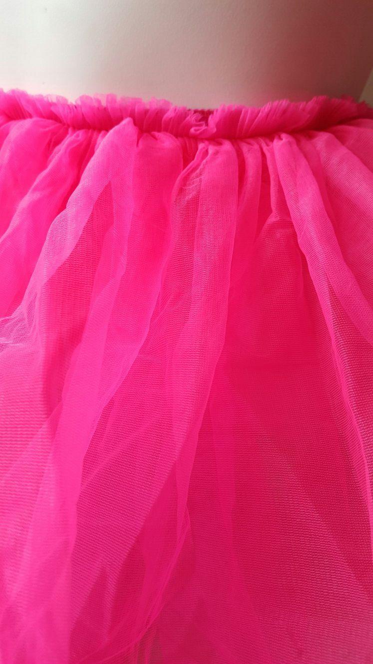 Adult Pink Tutu skirt short Halloween Costume