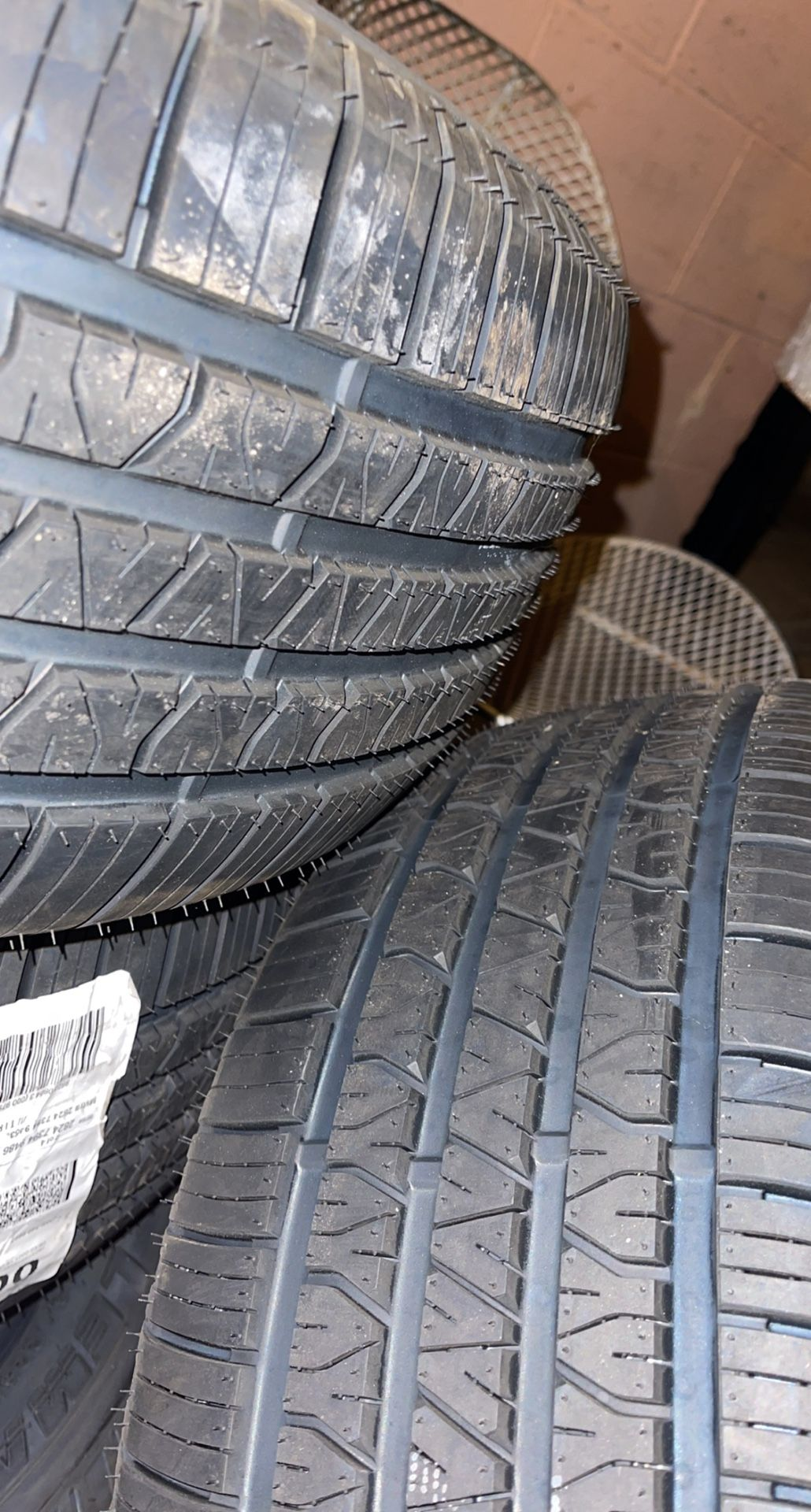 235 50R 18 Brand New Tires