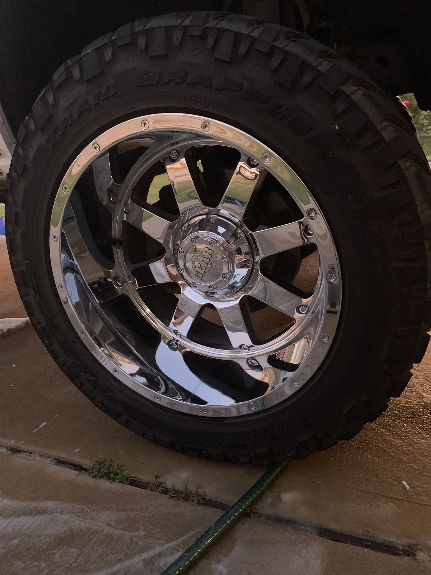 20x12 gear alloy
