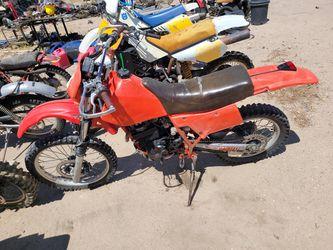 Vintage Dirtbikes Motorcycles, Honda Yamaha Suzuki Kawasaki Husqvarna Maico Bultaco Ossa Cz Penton Parts Thumbnail