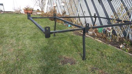 Truck bed ladder rack Thumbnail