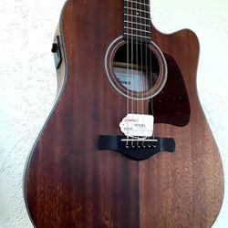 Ibanez Acoustic Electric Guitar w/gig bag! Thumbnail