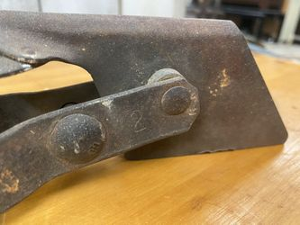 Small Vintage Tractor Weather Exhaust Tip Thumbnail