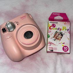 FujiFilm Instax Camera W/ Film Thumbnail