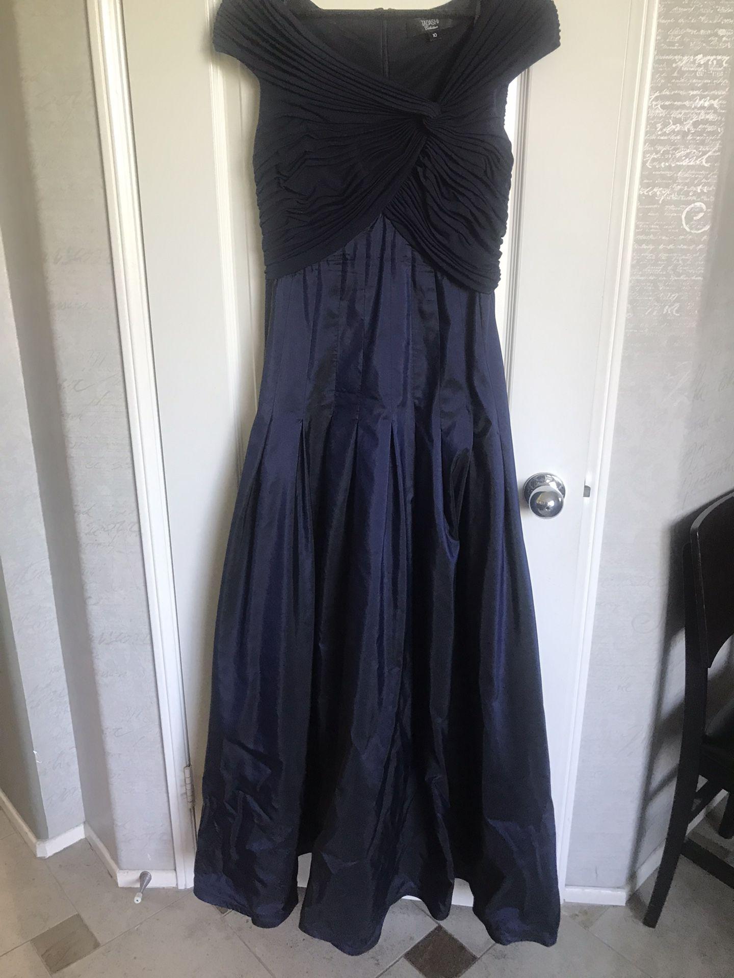 Tadashi Mother Of The Bride Dress