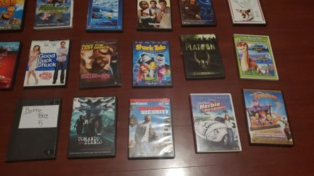 Dvds for sale Thumbnail