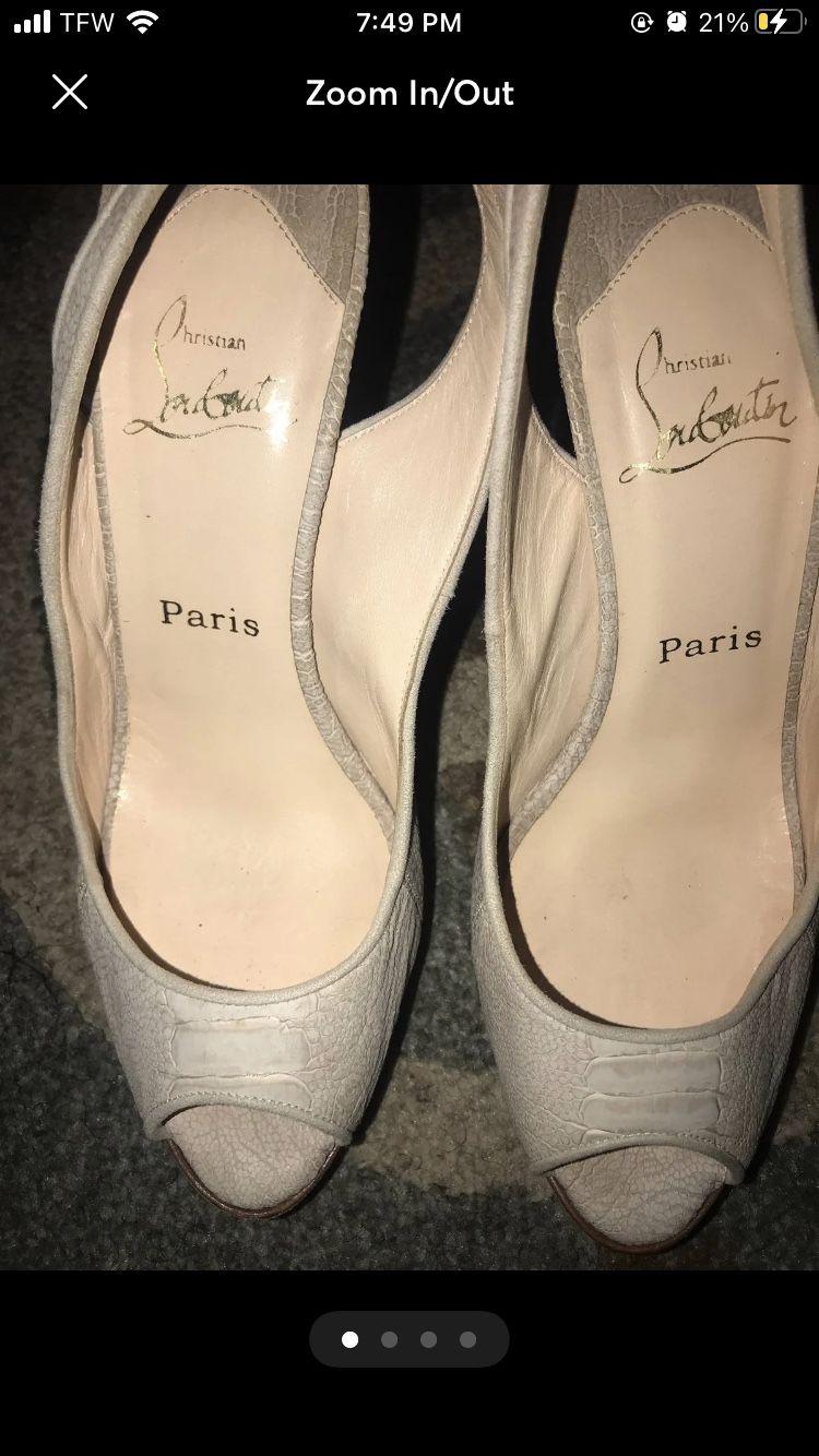 Christian Louboutin Red Bottom Heels