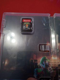 Luigis Mansion Nintendo Switch Thumbnail
