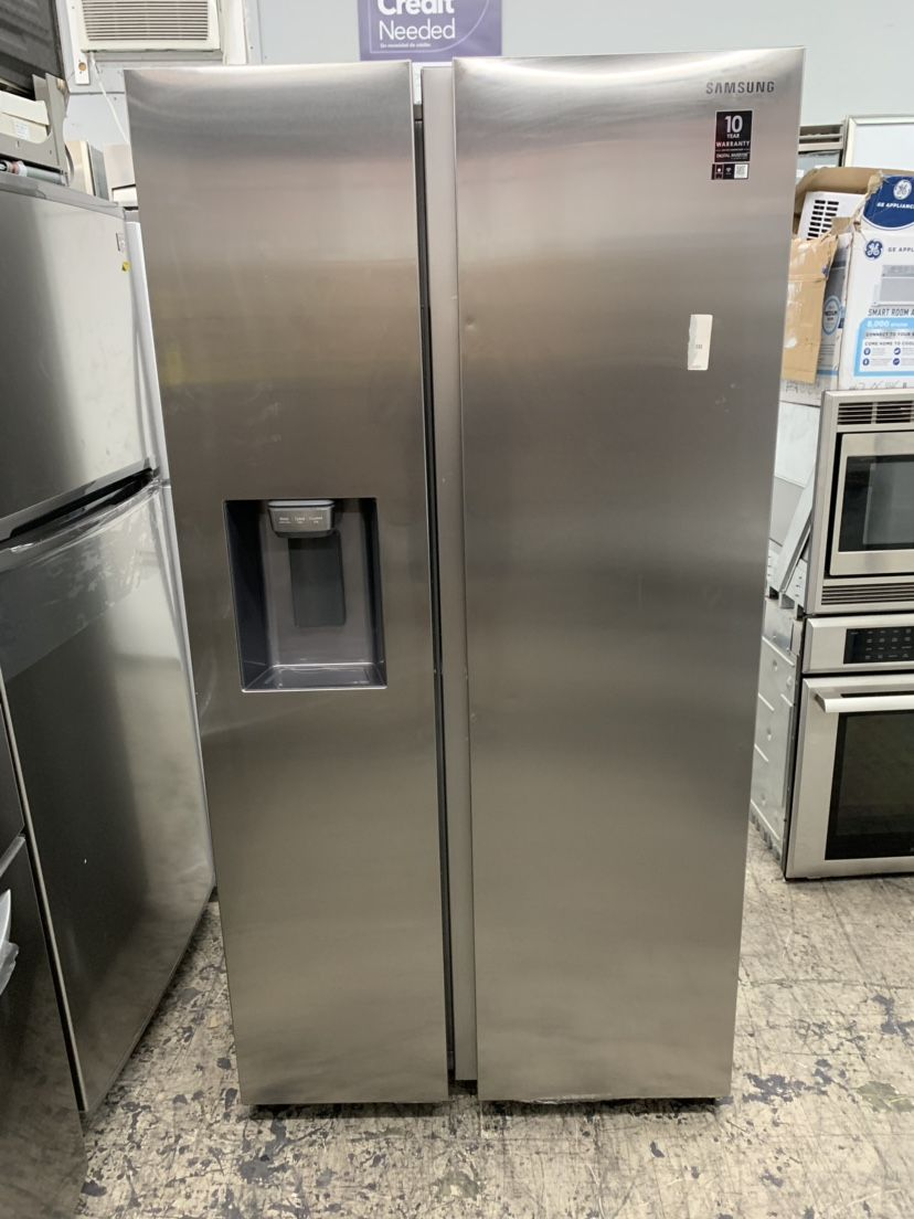 Samsung 2021 Side By Side Counter Depth Refrigerator