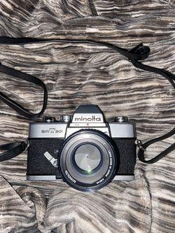 Minolta SRT201 Film Camera Thumbnail