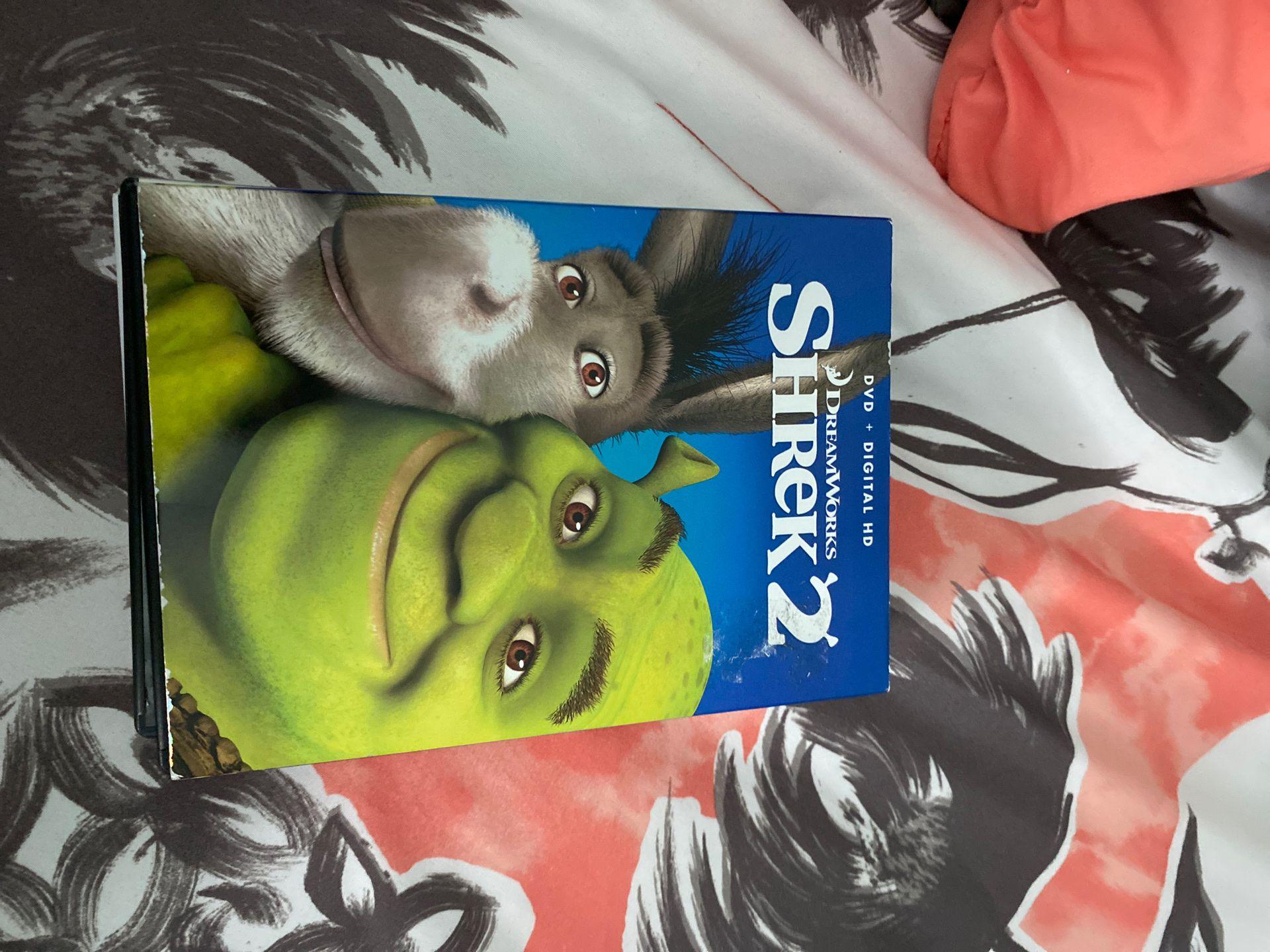 Shrek 2 Movie!