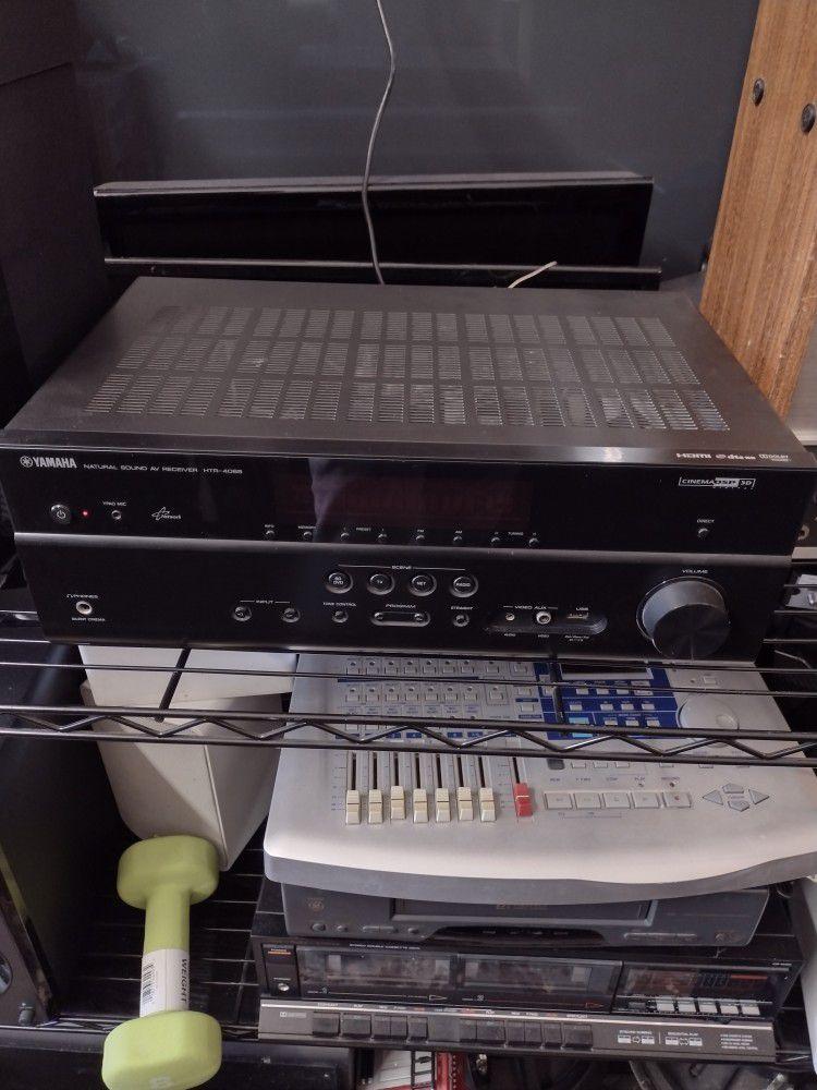 Yamaha Htr-4065  Receiver