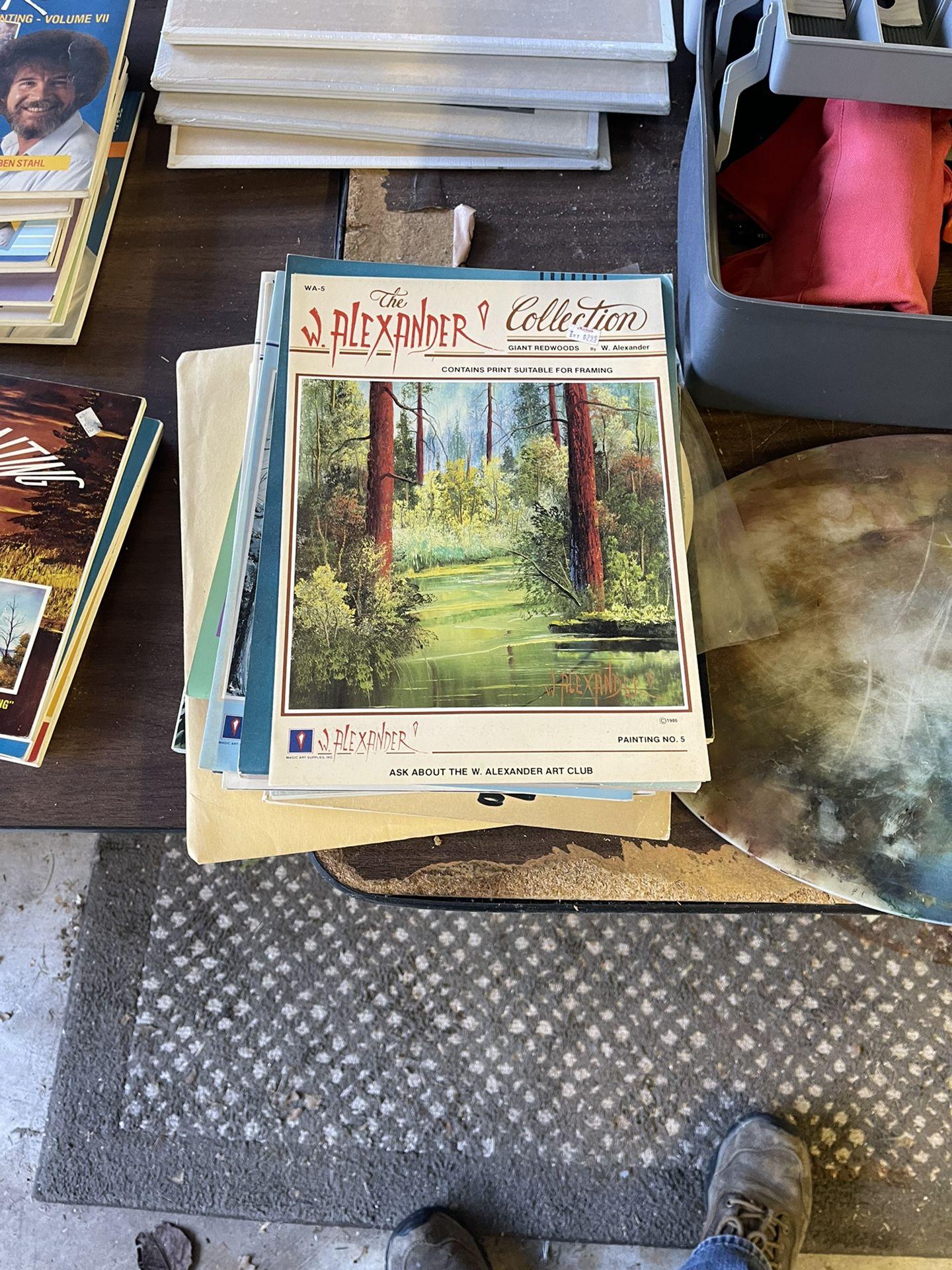 Painting / Artist Supplies
