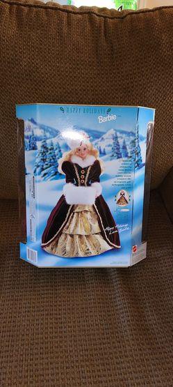 1996 Holiday Barbie Unopened Thumbnail