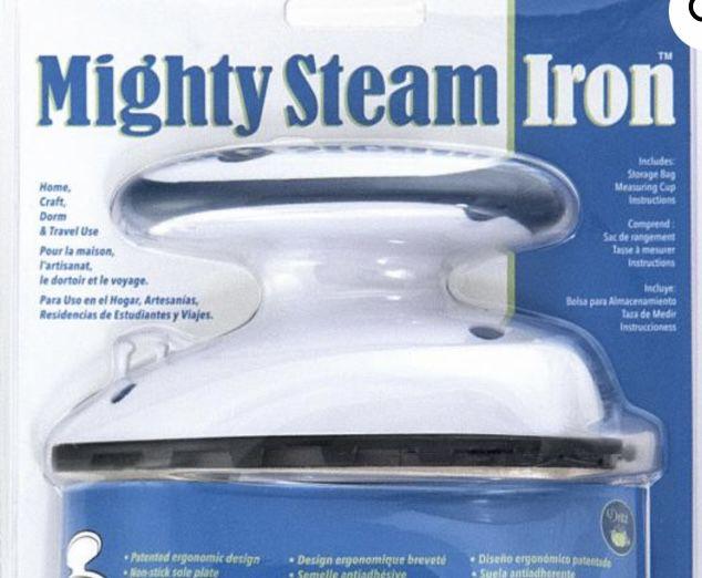 Great Mini Steam Iron