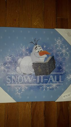 Olaf Frozen frames Thumbnail