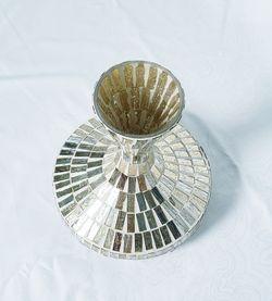 Golden Glass Vase Thumbnail