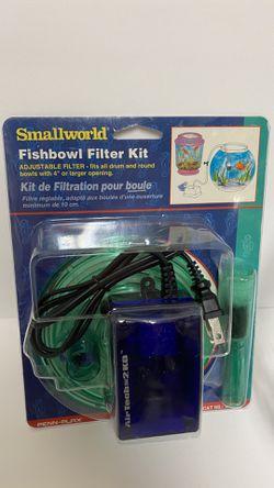 Small world fish bowl starter kit Thumbnail