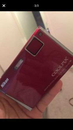 Coolpix camera Thumbnail