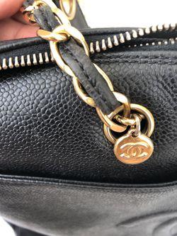 CHANEL BOSTON LARGE SHOULDER AUTHENTIC BAG Thumbnail