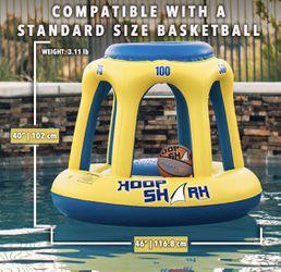 Pool Basketball Hoop Set (new In Box) Thumbnail