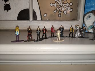Harry Potter / marvel figures Thumbnail
