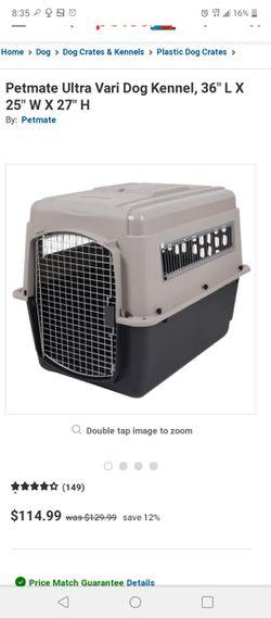 """Ultra Vari 36"""" dog kennel Large Thumbnail"""