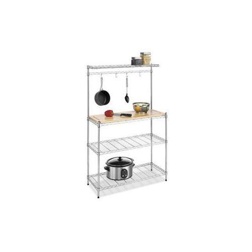 WHITMOR 6054-268 Supreme Microwave Bakers Rack