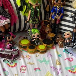 LOL Dolls and Accessories  Thumbnail