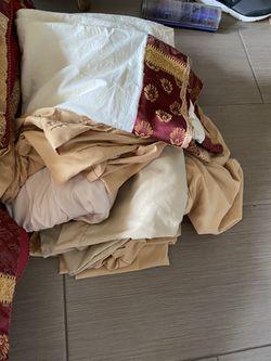 Sheets, pillow cases *queen* elegant comfort Thumbnail