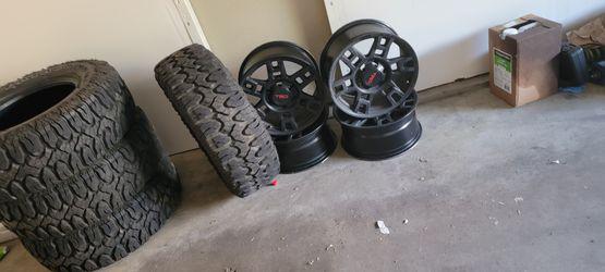 Tires  And Wheels Trd  Thumbnail